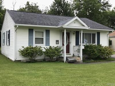 Seneca Falls Single Family Home A-Active: 14 Seneca Road