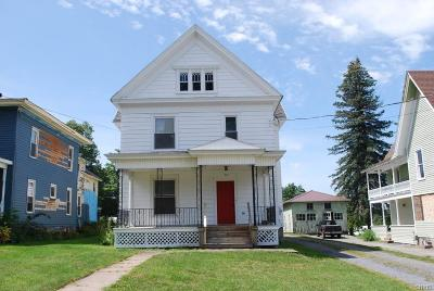 Croghan NY Single Family Home C-Continue Show: $129,900