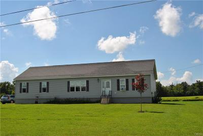 Jefferson County, Lewis County Single Family Home A-Active: 19957 County Route 47