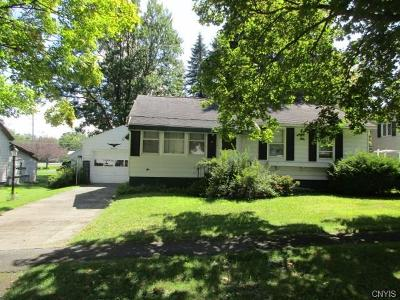 Jefferson County, Lewis County Single Family Home A-Active: 81 Champion Street