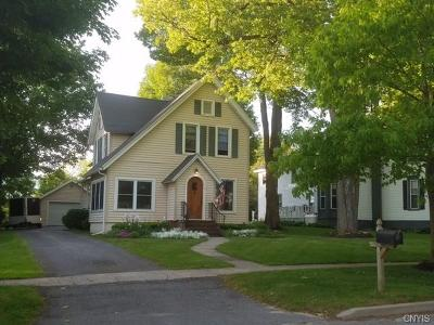 Jefferson County, Lewis County Single Family Home A-Active: 13 Antwerp Street