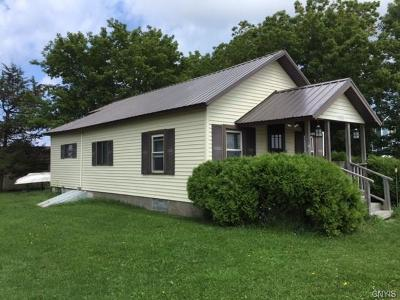 Jefferson County, Lewis County Single Family Home A-Active: 40225 Nys Route 12