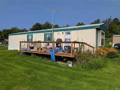 Cape Vincent Single Family Home A-Active: 28616 Co Rte 6 Lot #17