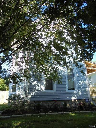 Watertown-City NY Single Family Home A-Active: $150,000