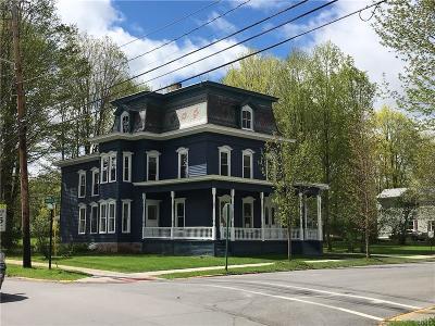 Hamilton Single Family Home A-Active: 52 Maple Avenue