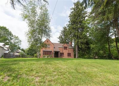 Lowville NY Single Family Home Sold: $235,000