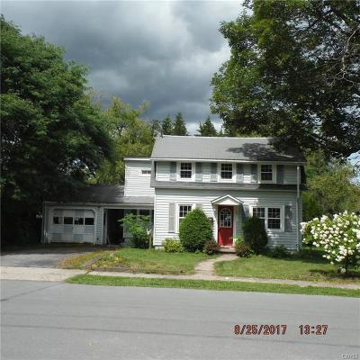 St Lawrence County Single Family Home A-Active: 15 East Babcock Street