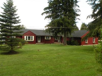 Morristown NY Single Family Home A-Active: $369,000
