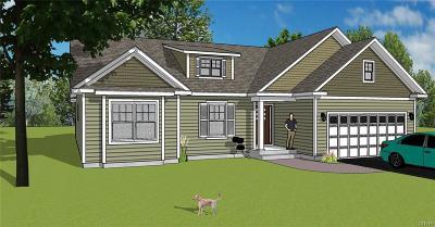 Cazenovia Single Family Home A-Active: 112 Emick Lane