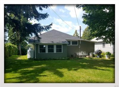 Cape Vincent Single Family Home A-Active: 37009 Rock Beach Road North