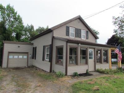 Jefferson County, Lewis County Single Family Home A-Active: 2400 County Route 194