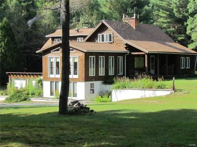 Jefferson County, Lewis County Single Family Home A-Active: 6802 Erie Canal Road
