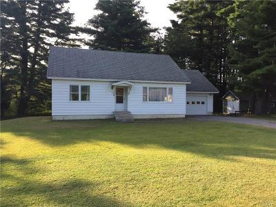 Croghan Single Family Home A-Active: 11028 State Route 812
