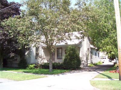 Lowville Single Family Home A-Active: 5399 Rural Avenue