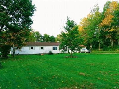 Albion Single Family Home A-Active: 1640 State Route 104