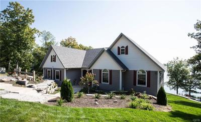 Jefferson County, Lewis County Single Family Home A-Active: 14500 Snowshoe Road