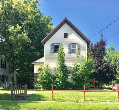 Watertown-City NY Single Family Home P-Pending Sale: $29,000