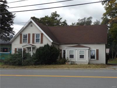 Alexandria NY Single Family Home A-Active: $45,000