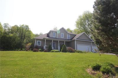 Madison Single Family Home A-Active: 7215 Lakeview Drive