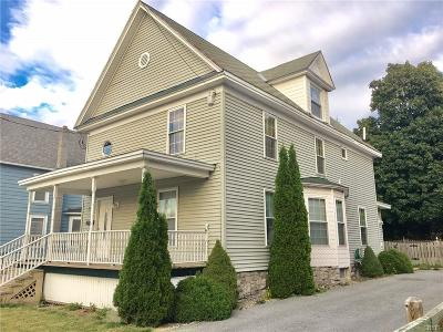 Watertown-City NY Single Family Home C-Continue Show: $54,000