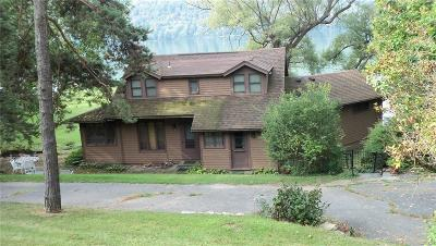 Single Family Home A-Active: 1901 Otisco Valley Road