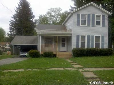 Auburn Single Family Home A-Active: 52 Perry Street