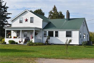Single Family Home A-Active: 40717 Nys Route 12