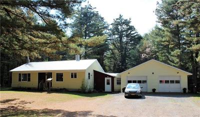 New Bremen NY Single Family Home A-Active: $127,000