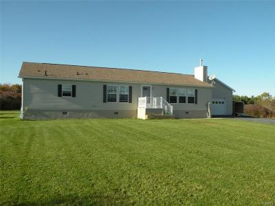 Single Family Home A-Active: 47678 County Route 1