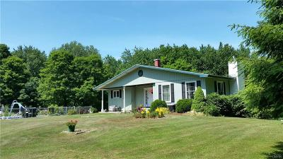 Albion Single Family Home A-Active: 857 Albion Cross Rd. Road