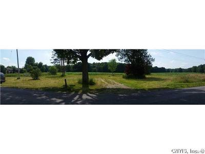 Lewis County Residential Lots & Land A-Active: 8815 East Road
