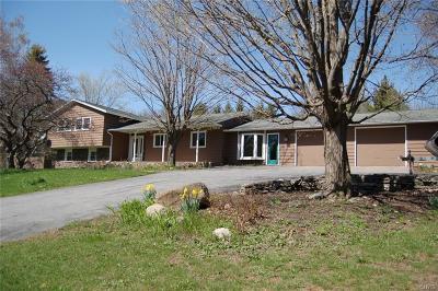 Cazenovia Single Family Home A-Active: 2039 Hoffman Lane