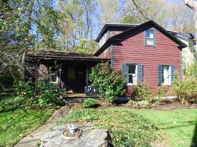 Hamilton Single Family Home A-Active: 1347 Poolville Road