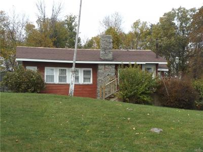 Single Family Home A-Active: 9924 County Route 125