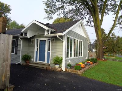 Single Family Home A-Active: 6120 Muskrat Bay Road