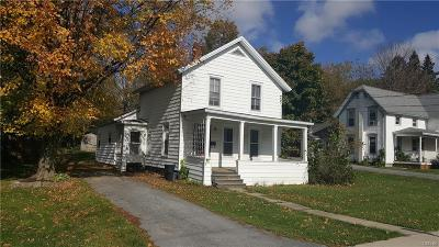 Jefferson County, Lewis County Single Family Home A-Active: 151 Maple Street