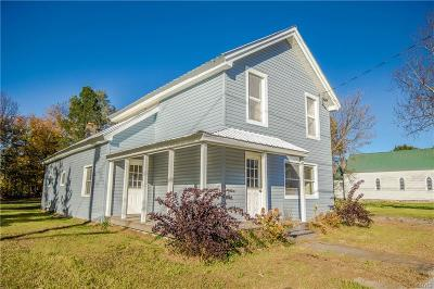 Jefferson County, Lewis County Single Family Home A-Active: 44039 Nys Route 3