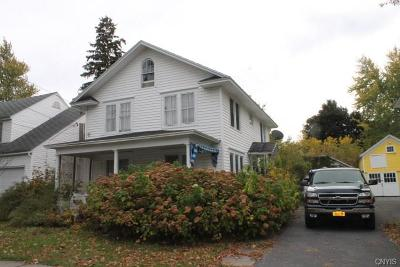 Jefferson County, Lewis County Single Family Home A-Active: 146 Ward Street