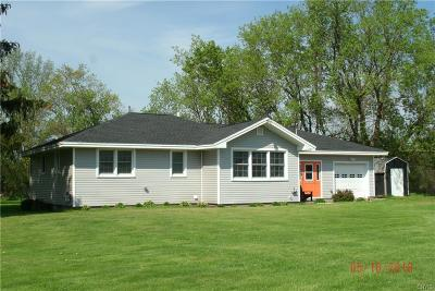 Jefferson County, Lewis County Single Family Home A-Active: 14079 Nys Route 193