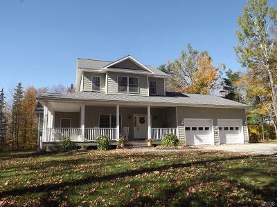 Oneida County Single Family Home A-Active: 9173 North Pond Road