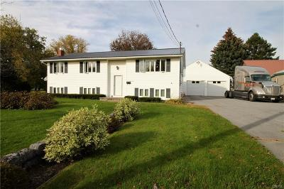 Jefferson County, Lewis County Single Family Home A-Active: 181 Conger Avenue