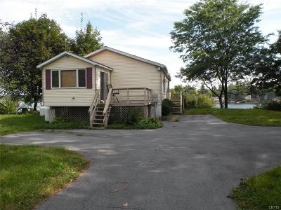 Alexandria NY Single Family Home A-Active: $252,500
