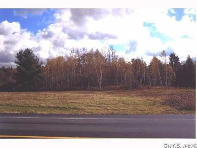Alexandria Residential Lots & Land A-Active: Nys Route 12