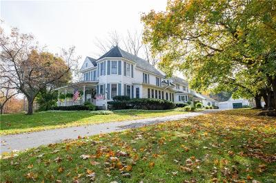 Jefferson County, Lewis County Single Family Home A-Active: 24602 Gotham Street Road