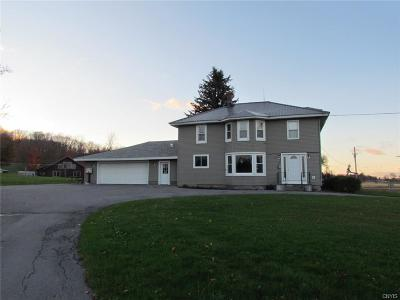 Lowville Single Family Home A-Active: 7731 State Route 12