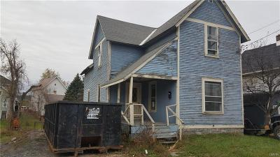 St Lawrence County Single Family Home A-Active: 118 Prospect Street