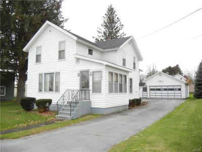 Denmark NY Single Family Home Sold: $112,000