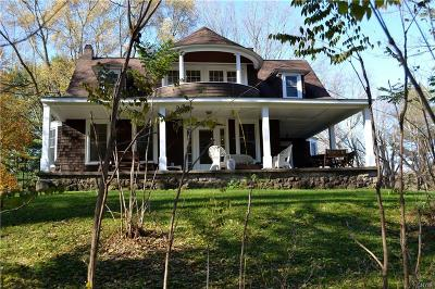 Single Family Home A-Active: 4149 Bishop Hill Road