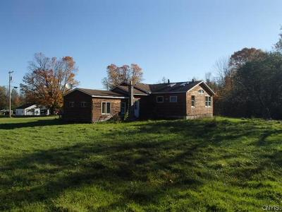 St Lawrence County Single Family Home A-Active: 440 Irish Settlement Road
