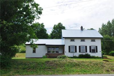 Single Family Home A-Active: 3665 State Route 38a